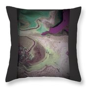 Landmark 3 Throw Pillow