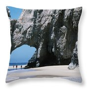 Lands End Archway Throw Pillow