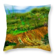 Landscape 012711 Throw Pillow