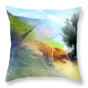 Landscape 02-05-10 Throw Pillow