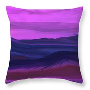 Landscape 022011 Throw Pillow