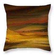 Landscape 022111 Throw Pillow