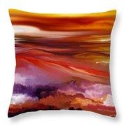 Landscape 022511 Throw Pillow