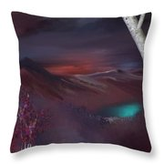 Landscape 030711 Throw Pillow