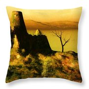 Landscape 111610 Throw Pillow