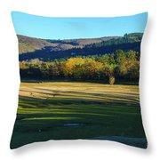 Landscape 6 Throw Pillow