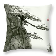 Landscape - 76 Throw Pillow