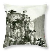Landscape - 77 Throw Pillow