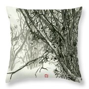 Landscape - 78 Throw Pillow