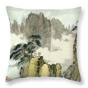 Landscape - 88 Throw Pillow