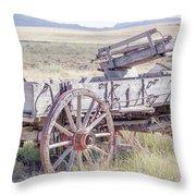 Landscape Galisteo Nm A10m Throw Pillow