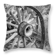 Landscape Galisteo Nm A10u Throw Pillow