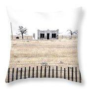 Landscape Galisteo Nm H10x Throw Pillow