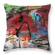 Landscape Sketch16 Throw Pillow