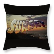 Effects Photos No.e2 Throw Pillow