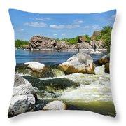 Landscape_3 Throw Pillow