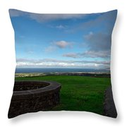 Landscapespanoramas019 Throw Pillow by Joseph Amaral