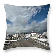 Landscapespanoramas024 Throw Pillow by Joseph Amaral