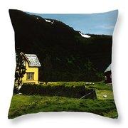 Langsund Throw Pillow