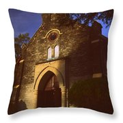 Lansdowne Church 3 Throw Pillow