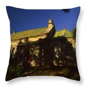 Lansdowne Church 4 Throw Pillow