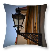 Lantern Of Wittenberg Throw Pillow