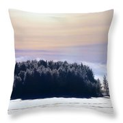 Lappajarvi2 Throw Pillow