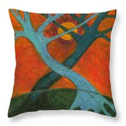 Lapse Throw Pillow