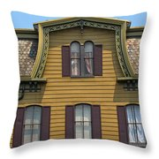 Large Victorian Cupola Throw Pillow