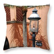 Las Olas Throw Pillow