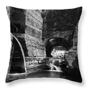 Las Pozas 1 Throw Pillow