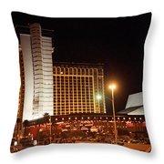 Las Vegas 1980 #11 Throw Pillow