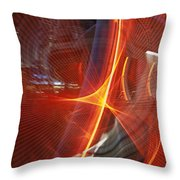 Las Vegas Strip 2272 Throw Pillow