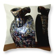 Las Venas Abiertas De America Latina Throw Pillow