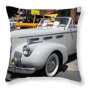 Lasalle 1940 1 Throw Pillow