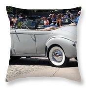 Lasalle 1940 2 Throw Pillow