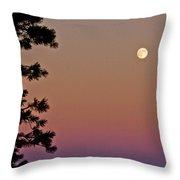 Lassen Sunset Throw Pillow