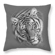 Last Chance To See Tee Throw Pillow