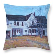Last Day Standing Throw Pillow