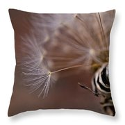 Last Wish Throw Pillow