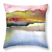 Late Afternoon 01 Throw Pillow