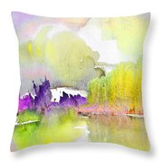 Late Afternoon 02 Throw Pillow