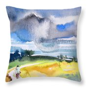 Late Afternoon 04 Throw Pillow