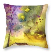 Late Afternoon 13 Throw Pillow