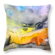Late Afternoon 14 Throw Pillow