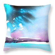 Late Afternoon 16 Throw Pillow