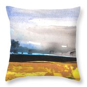 Late Afternoon 20 Throw Pillow