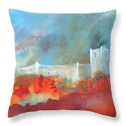 Late Afternoon 32 Throw Pillow
