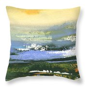 Late Afternoon 33 Throw Pillow