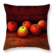 Late Harvest Throw Pillow